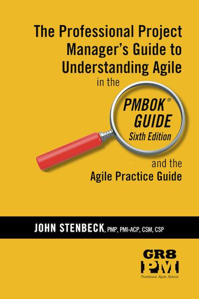 The Professional Project Manager's Guide to Understanding Agile