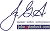 John G. Stenbeck – Speaker | Author | Entrepreneur – Enterprise Agility Expert